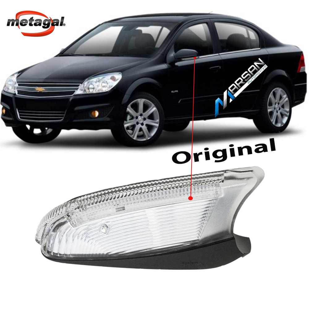 Pisca Seta Retrovisor Vectra Hatch - Sedan 2009 2010 2011