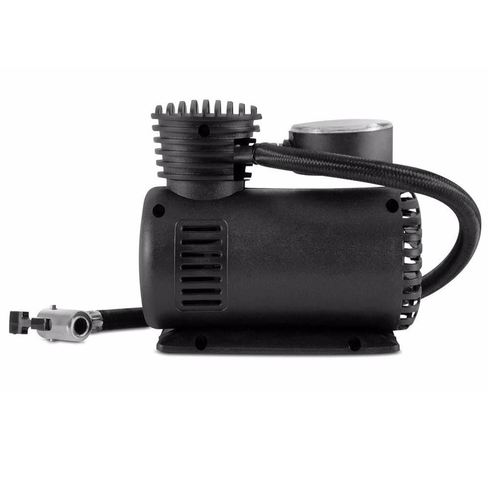 Mini Compressor de Ar 12V - 250PSI