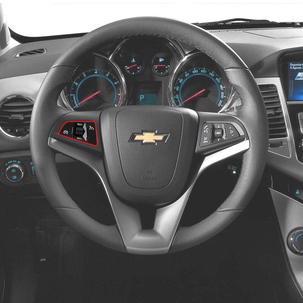 Botão Controle Piloto Automático Onix Prisma Spin Cruze 2016 a 2020 Tracker Agile Sonic 2012 a 2016 Original