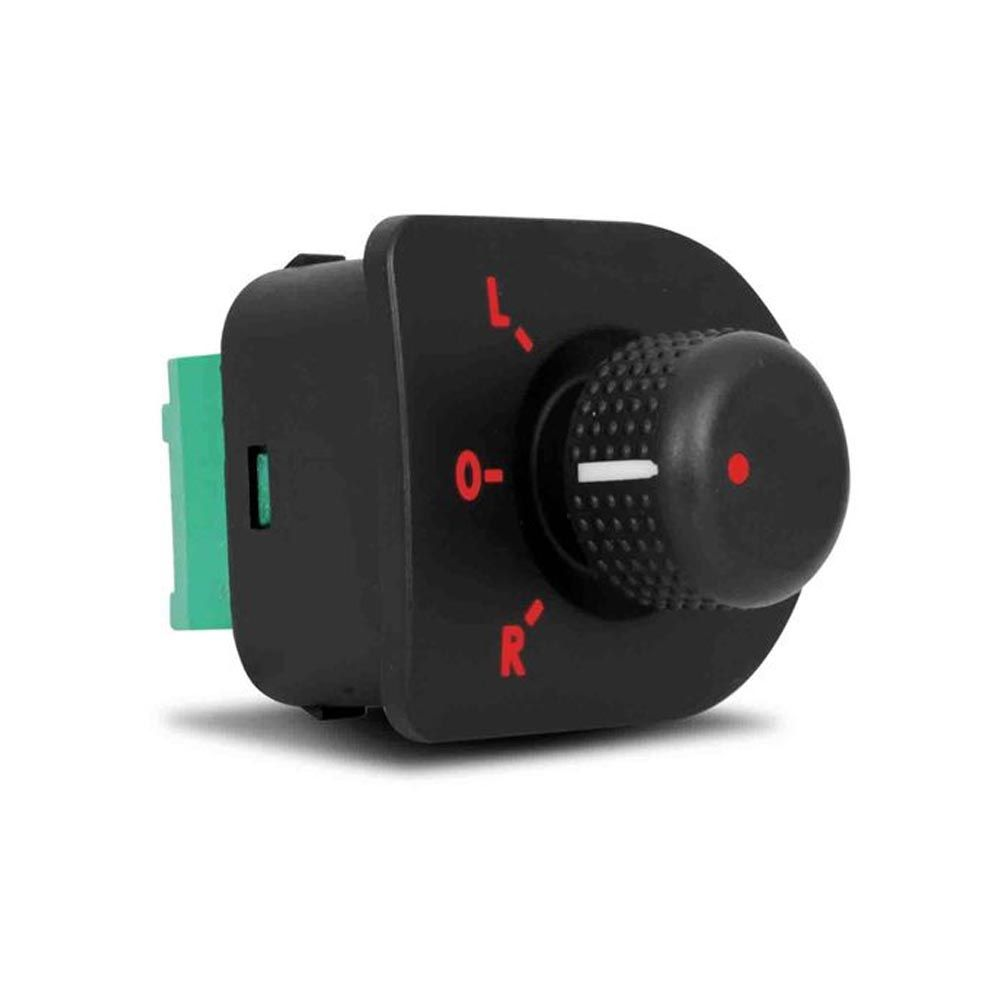 Botão Interruptor Retrovisor Elétrico Gol Voyage Saveiro G5 G6 Fox