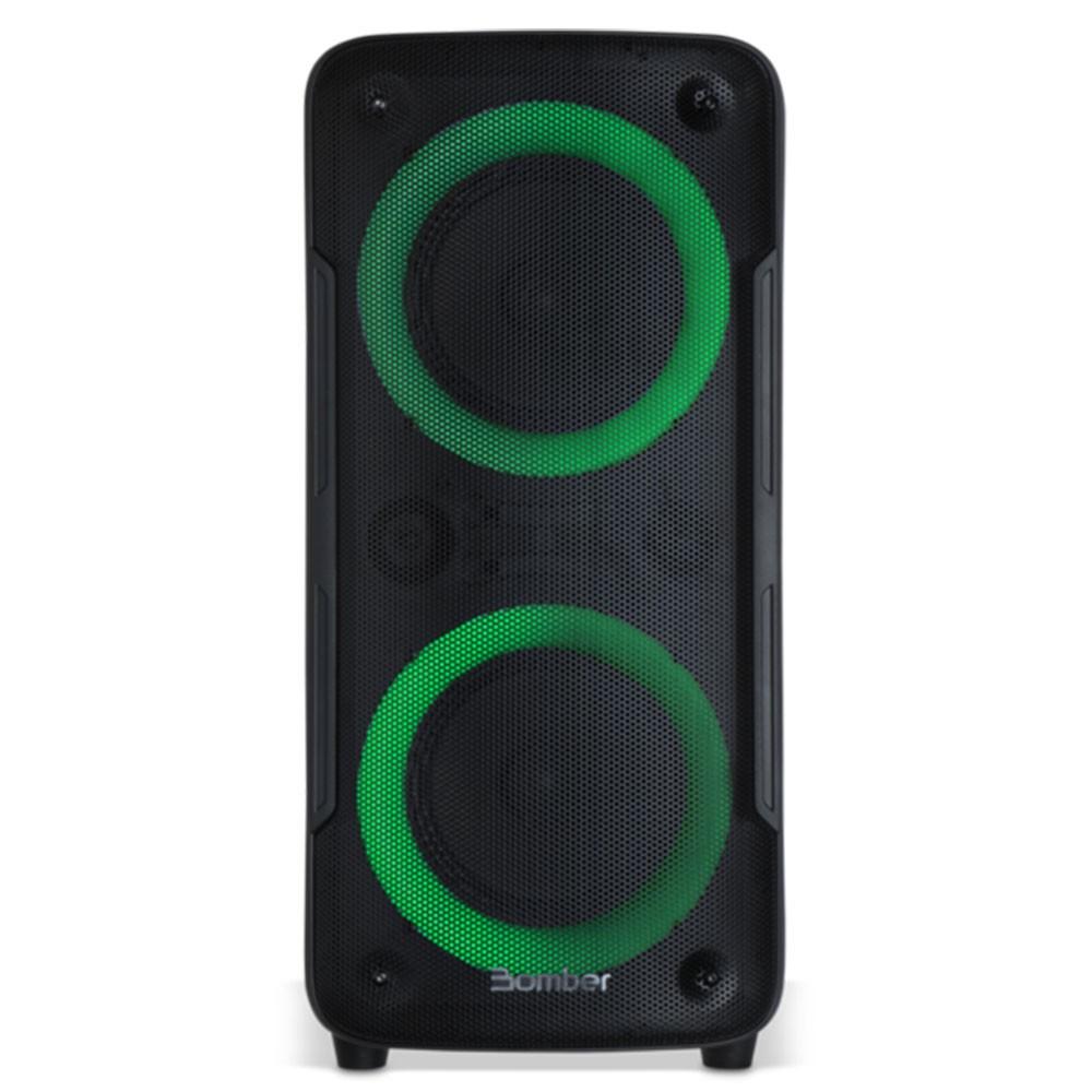 Caixa de Som Bluetooth Bomber Beatbox 400 Portátil