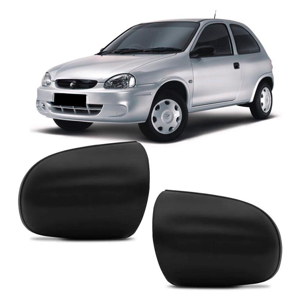 Capa de Retrovisor Corsa Sedan 1994 a 2002 Classic 2003 a 2009