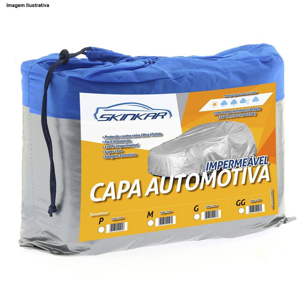 Capa Protetora 407 com Forro 100% Impermeavel para Cobrir Carro
