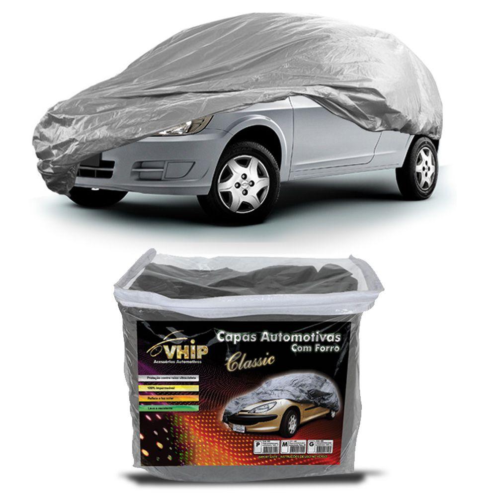 Capa Protetora Celta com Forro 100% Impermeavel para Cobrir Carro