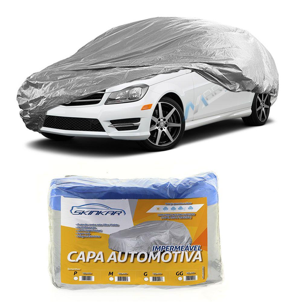 Capa Protetora Mercedes E com Forro 100% Impermeavel para Cobrir Carro
