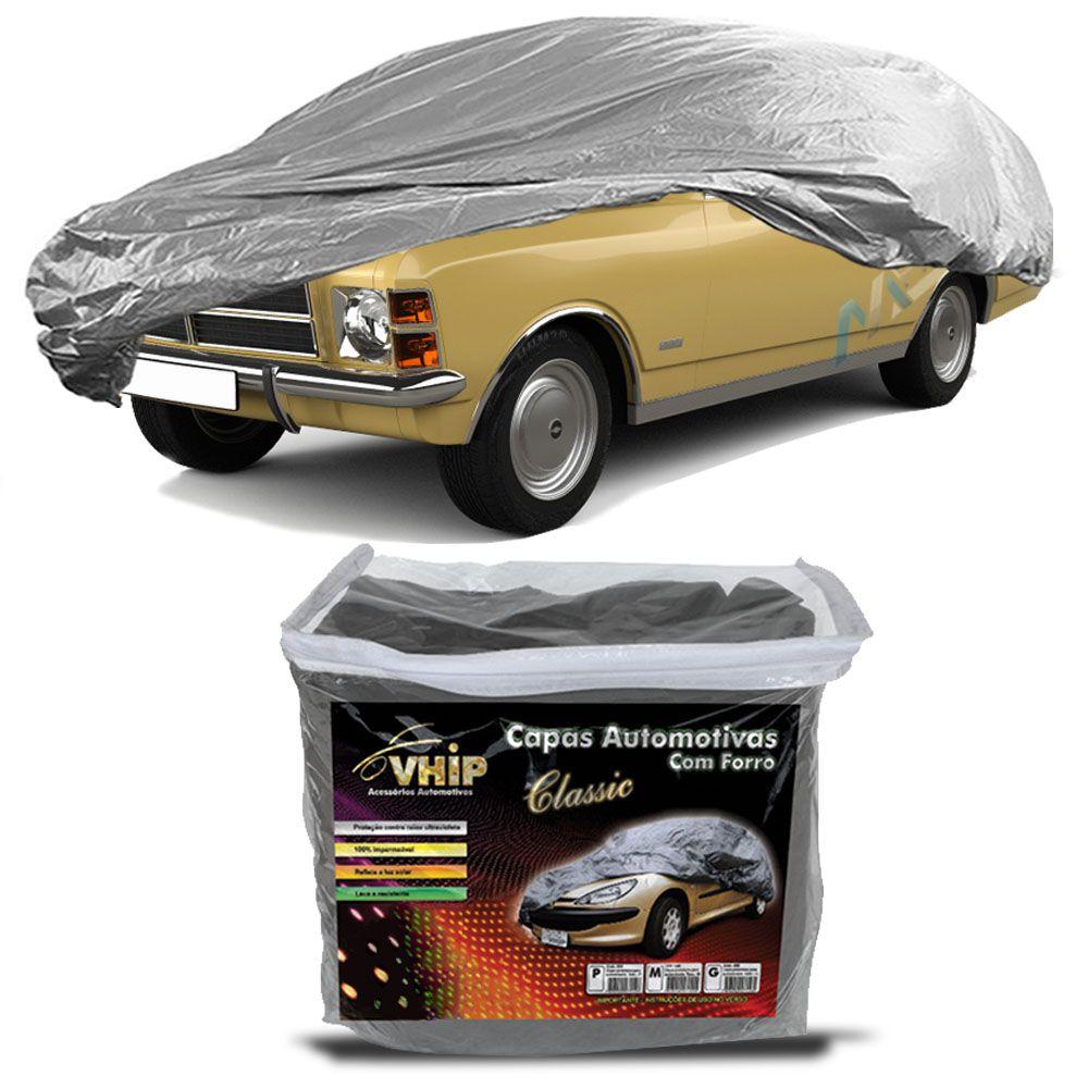 Capa Protetora Opala com Forro 100% Impermeavel para Cobrir Carro
