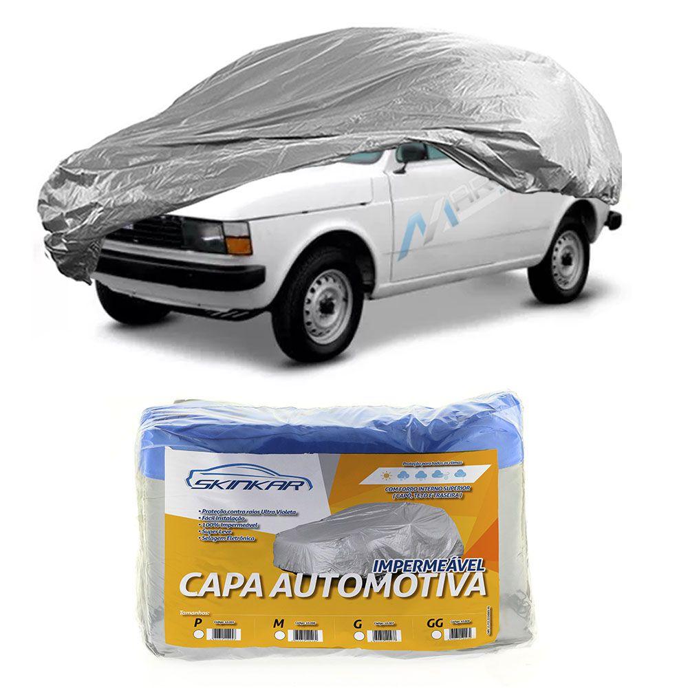 Capa Protetora Panorama com Forro 100% Impermeavel para Cobrir Carro