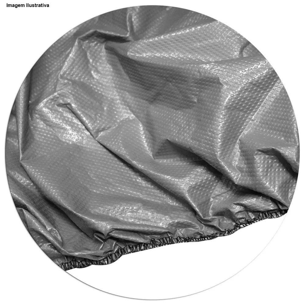Capa Protetora Santana com Forro 100% Impermeavel para Cobrir Carro