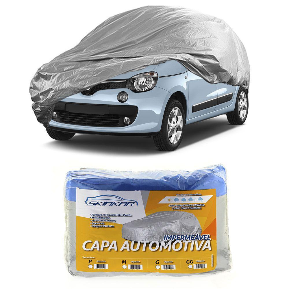 Capa Protetora Twingo com Forro 100% Impermeavel para Cobrir Carro