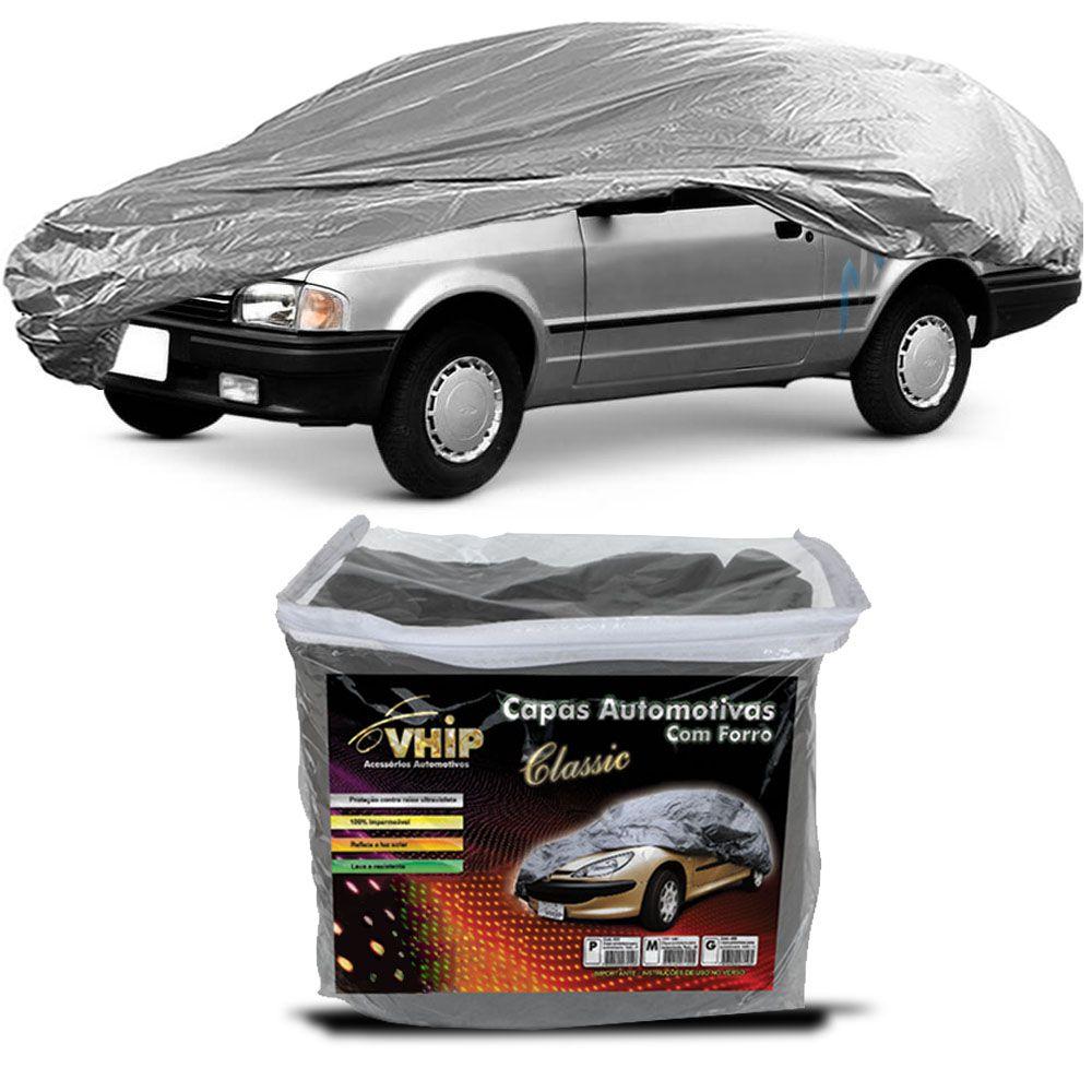 Capa Protetora Verona com Forro 100% Impermeavel para Cobrir Carro