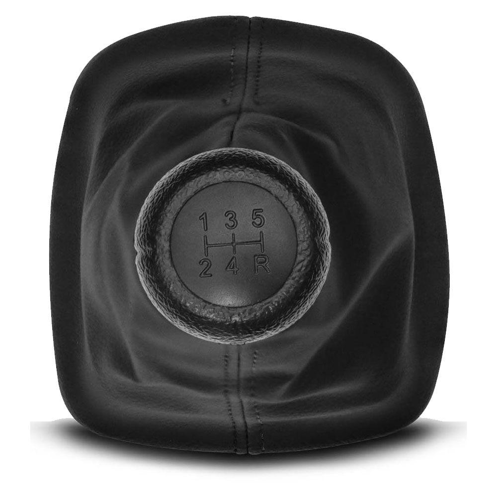 Coifa Com Bola de Cambio Gol G4 2006 A 2014 Baixo Relevo