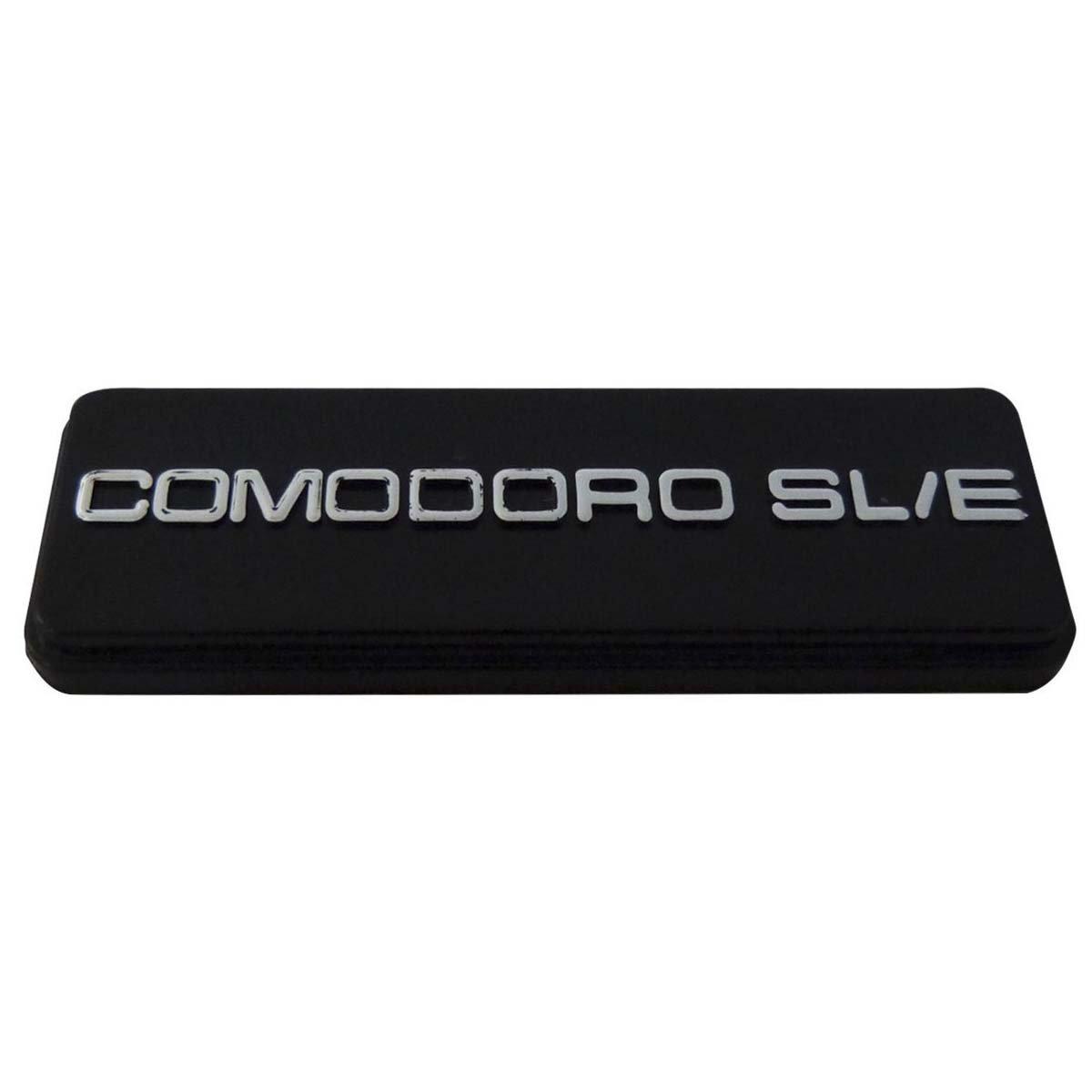 Emblema Comodoro SL/E do Volante Opala Caravan Comodoro D20