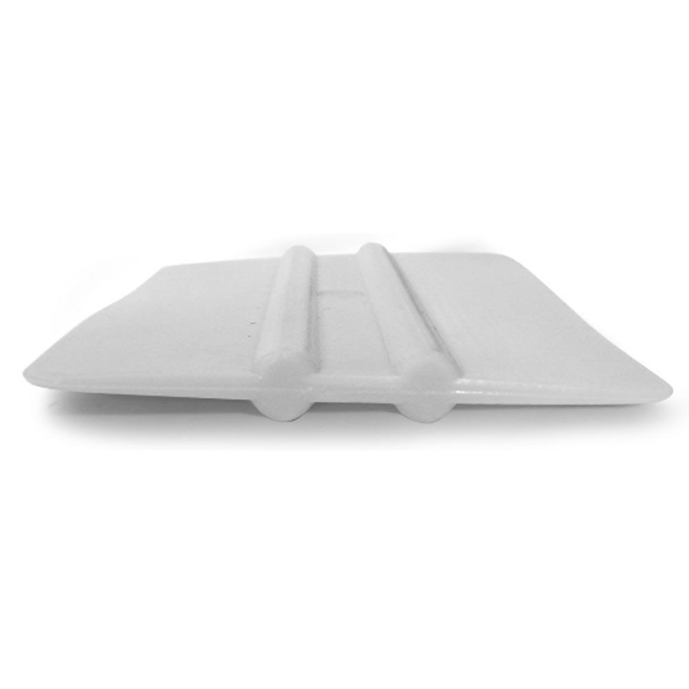 Espátula Aplicação Insufilm Envelopamento Semi-rígida Branca