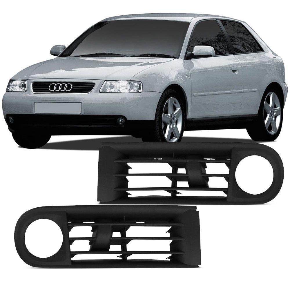 Grade Moldura do Farol Milha Audi A3 2001 2002 2003 2004 2005 2006