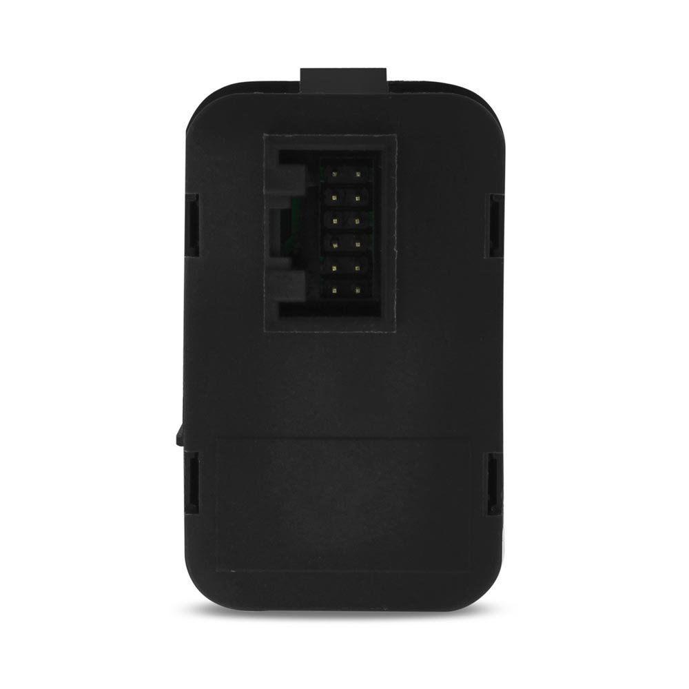 Kit Interruptor Vidro Eletrico Astra Celta Meriva Novo Corsa Prisma Zafira