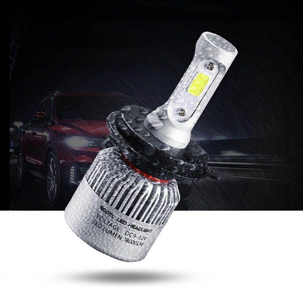 Lampada LED Automotiva H4 H7 H11 H3 H1 HB4 H8 HB3 H13 6500K