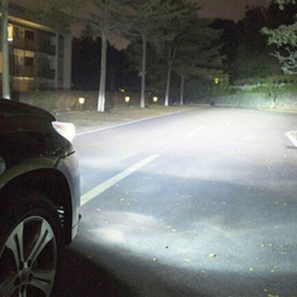 Lampada LED Automotiva H4 H7 H11 H3 H1 HB4 H8 HB3 H13 6000K