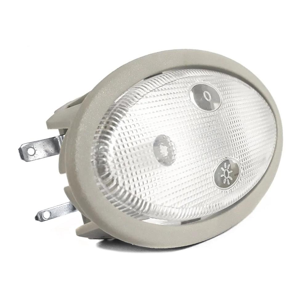 Lanterna Luz de Teto Celta 2001 a 2016 Prisma 2006 a 2012