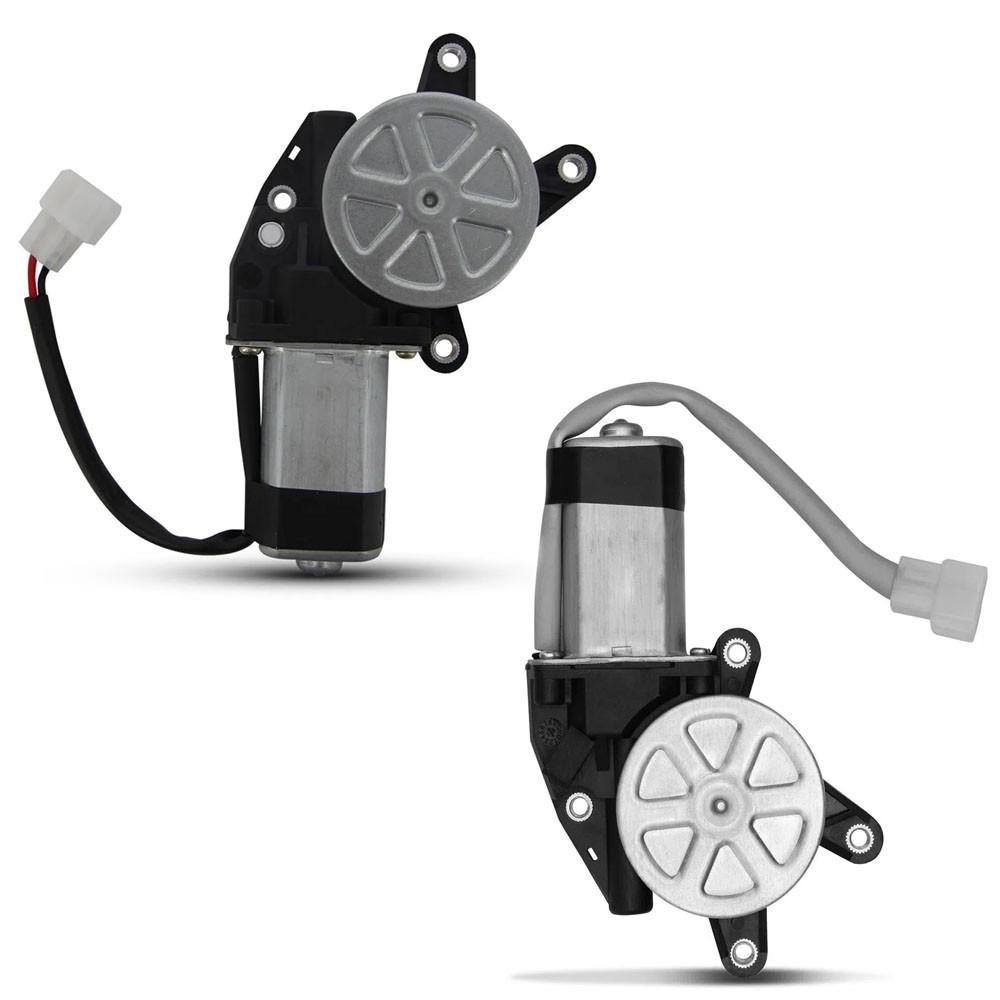 Maquina Vidro Elétrica Dianteira S10 Blazer 2/4 Portas 1995 a 2011