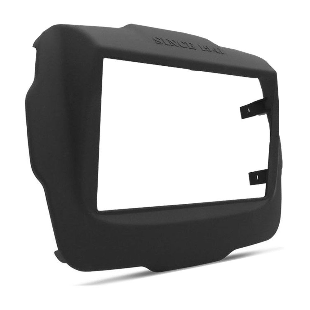 Multimidia MP5 Jeep Renegade C/ Espelhamento IOS Android + Moldura
