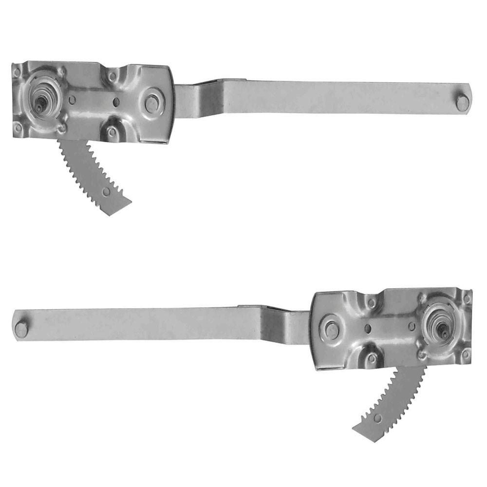 Par Maquina Vidro Manual Dianteira Fusca 1971 a 1996
