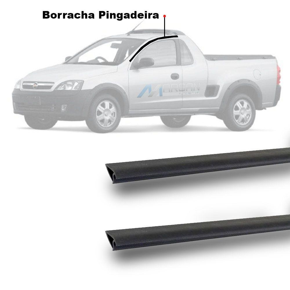 Pingadeira Porta Montana 2003 a 2010