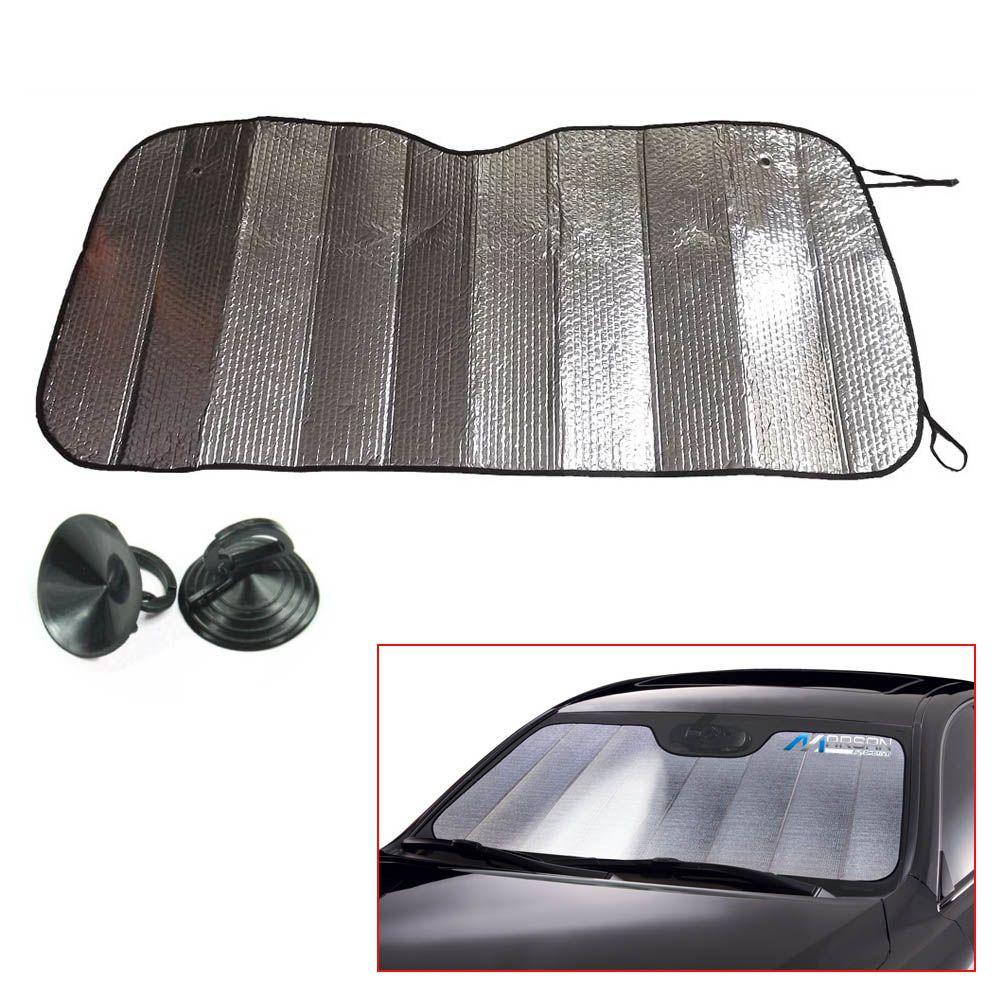 Protetor Solar Parabrisas Quebra Sol Painel P/Carro 10 Peças