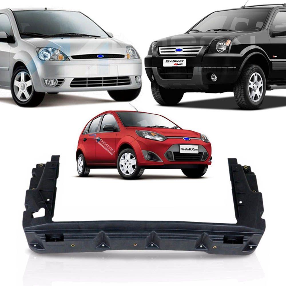 Suporte Inferior Radiador Fiesta 2002 a 2014 Ecosport 2003 a 2012