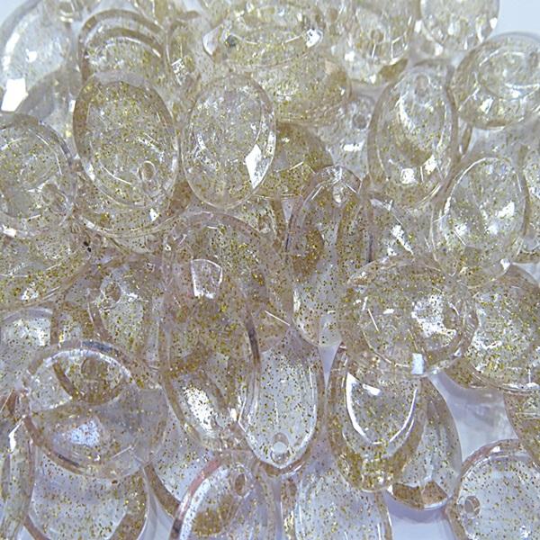 Lentilhao Transparente  (25 gramas)  LTG005