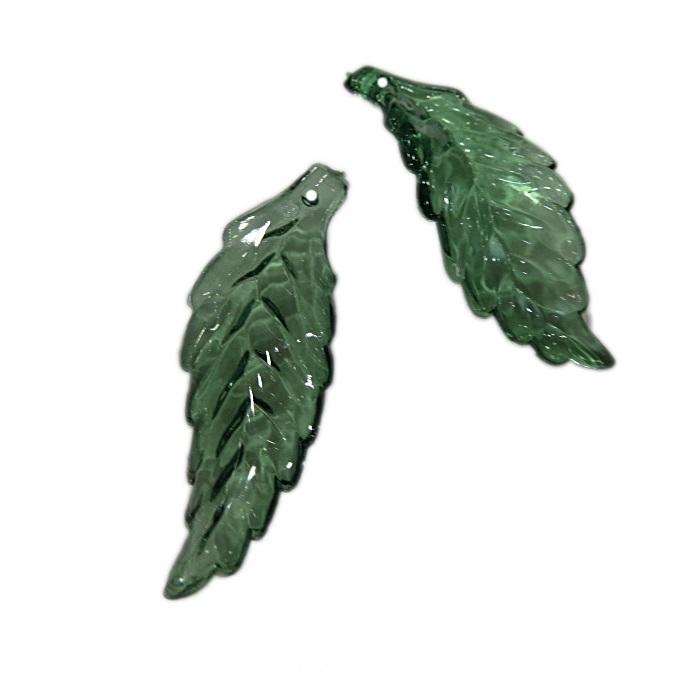 Folha grande verde (500grs)- FUM004 ATACADO