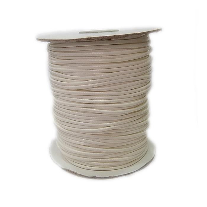 Cordão encerado brilhoso Grosso 2.0 (Cores Variadas) 10 mts - CA011