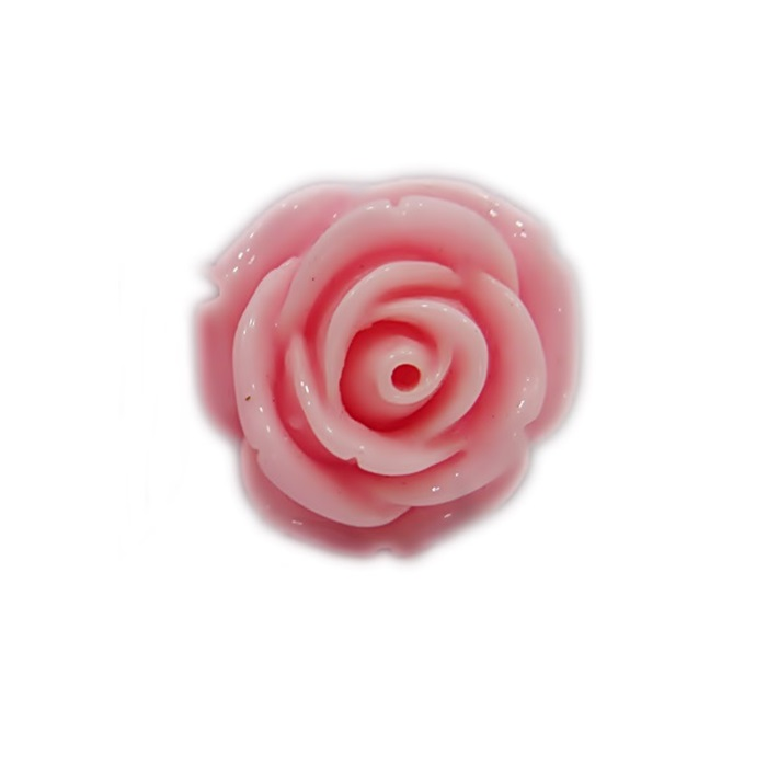 Chaton rosa de resina (10 unid.)- CRR001