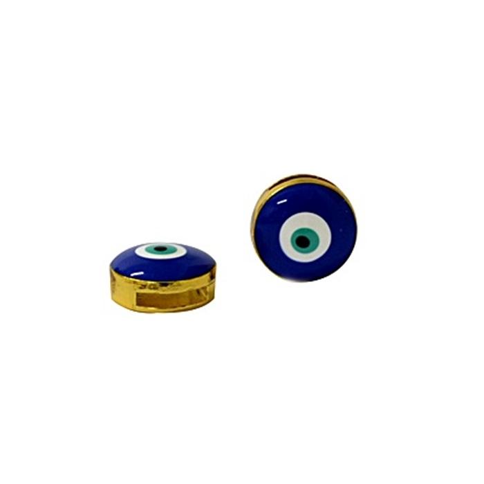 Entremeio olho grego resinado- ETS001
