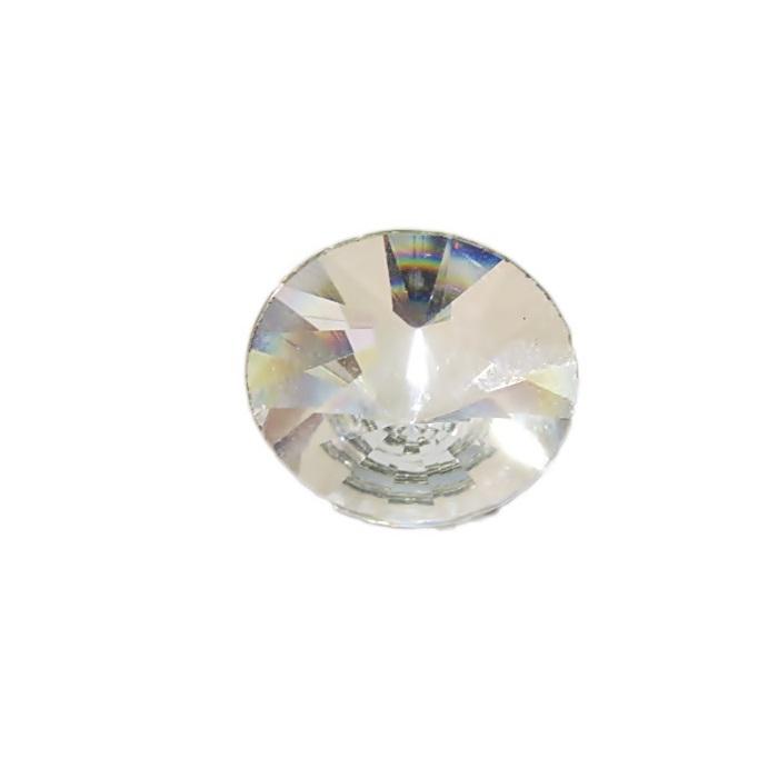 Rivoli Preciosa base reta Crystal 16mm- RVO003