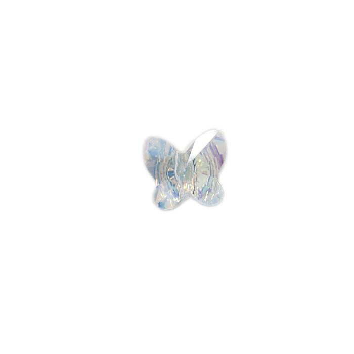 Borboleta de cristal SW passante AB- CSW001
