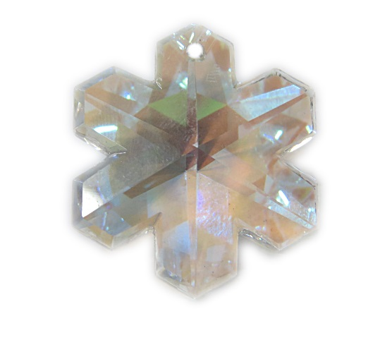 Floco de neve de cristal SW AB M- FSW002