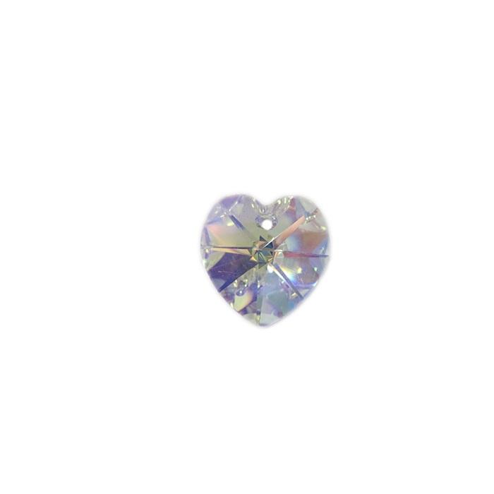 Coração de cristal Preciosa PP pingente- CPP001
