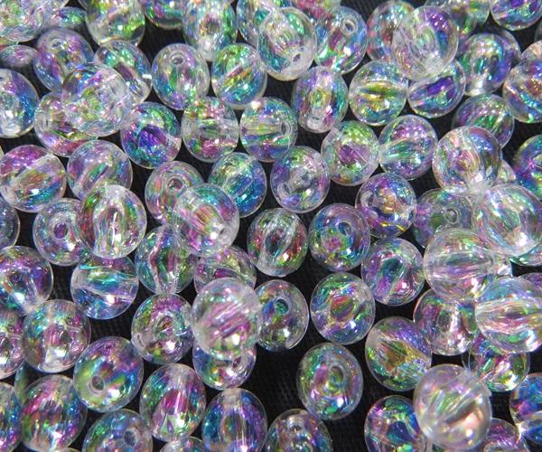Bolinha de acrílico Ab Transparente Nº 10 (25grs)- BAB004