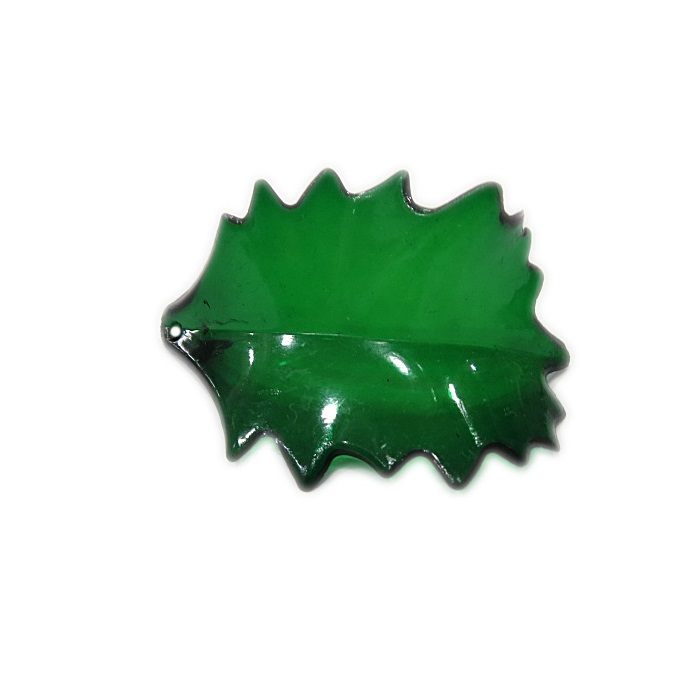 Folha verde escuro (10 unid.)- FUM006