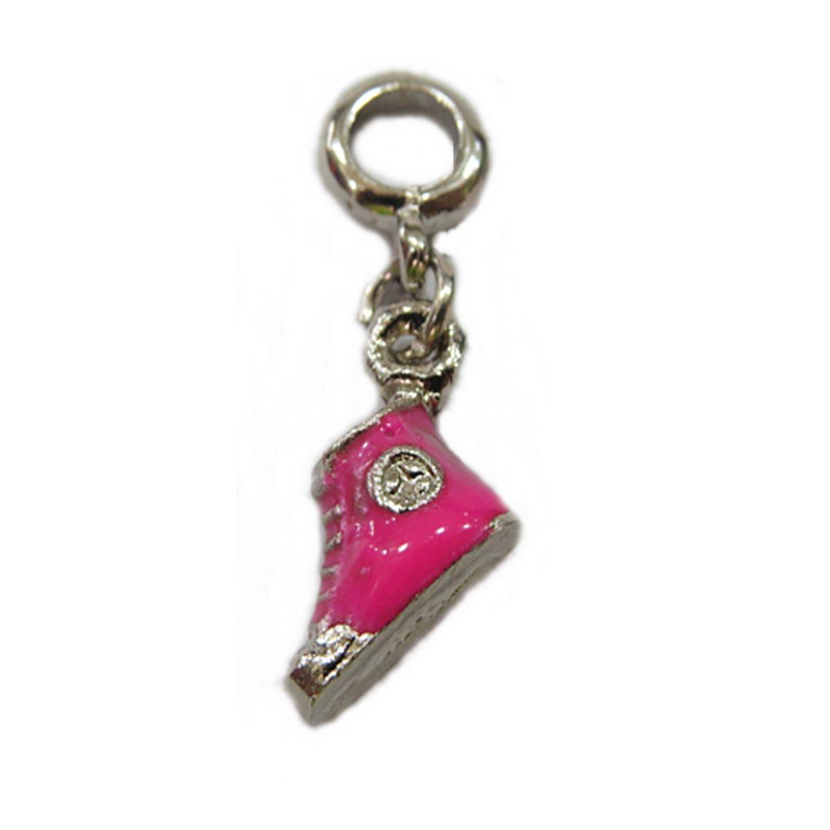 Berloque Niquel PingenteTenis Pink Ben421