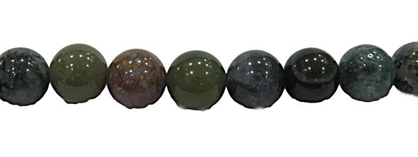Pedra Agata Africana N08 mm-PDN234