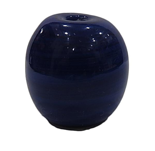 Bola de murano GG Royal leitosa -MU831
