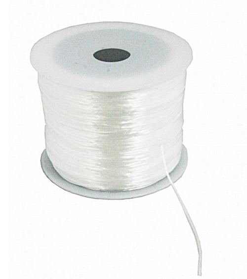 Fio de polyester rolo c/40mts-Branco-SI014