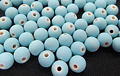 Bolinha Emborrachada Nº 08-Azul bebe-(250grs)-BF016