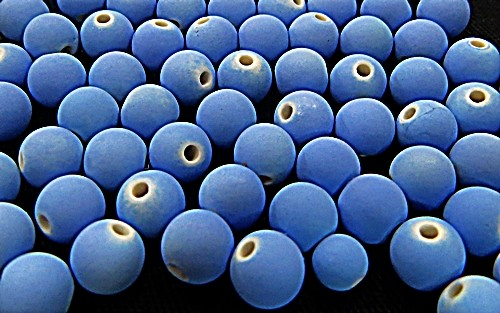 Bolinha Emborrachada Nº 08-Azul medio-(250grs)-BF017