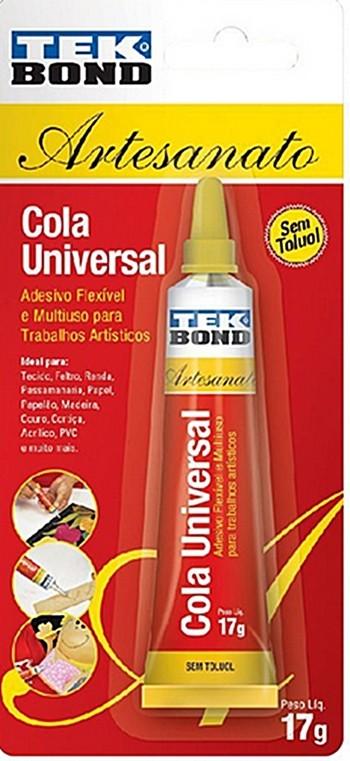 cola tek bond-artesanato-17 gramas-cl011