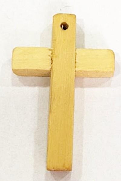 Cruz madeira P - 4 PÇS-CR003