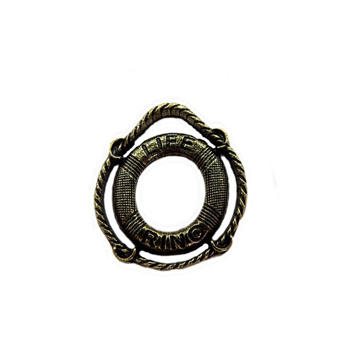 Entremeio Ouro velho Bóia (Life Ring) EO031