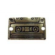 Entremeio Ouro Velho Placa Fita Radio EO021
