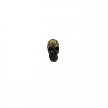 Entremeio Ouro velho Caveira P EO040